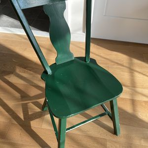 Vintage Green Chair for Sale in Brooklyn, NY