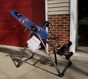 Teeter Hang Up Inversion Table EP-560 Like New for Sale in Williamsport, PA