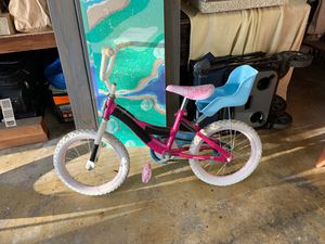 "Free 16"" Girls Bike for Sale in El Cerrito, CA"