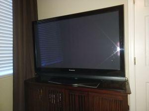 "50"" Plasma TV - Panasonic Viera for Sale in Phoenix, AZ"