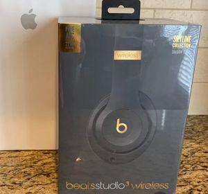 Beats Studio 3 Wireless for Sale in San Francisco, CA
