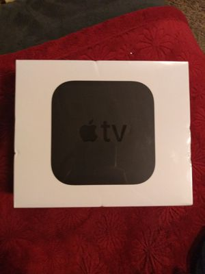 Apple TV 4k HDR 32 gb for Sale in Elk River, MN