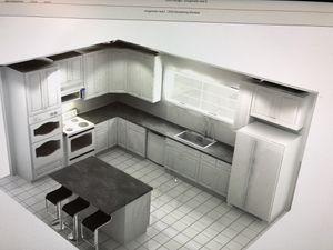 Kitchen samples 10x10 kitchen$2500 pick your color for Sale in Manassas, VA