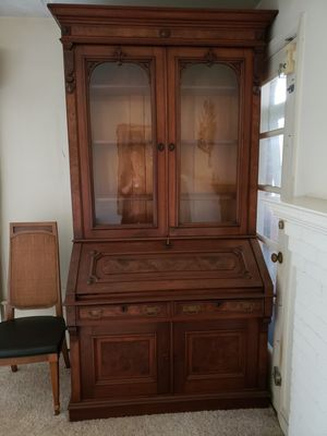 Antique Victorian Secretary's Desk for Sale in Sterling, VA