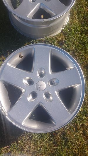 Jeep rims wheels for Sale in Bristol, PA