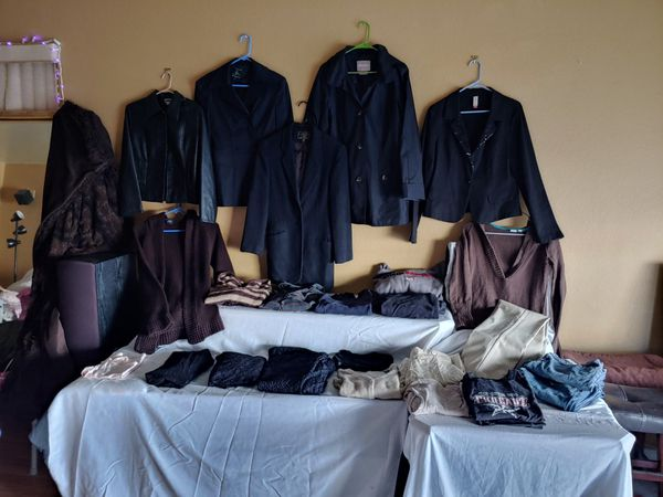 25 items for $50!!! Time for Winter Coats