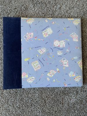"Never used 12""x12"" scrapbook for Sale in Chicago, IL"