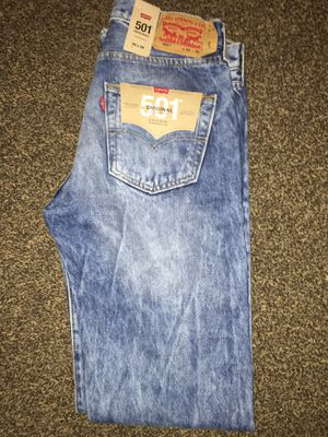 Brand new 501 levi's pants size 32x36 for Sale in Fresno, CA