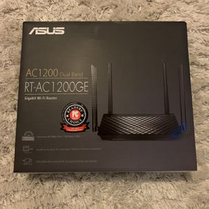 Asus RT-AC1200GE Dual Band Router for Sale in Los Angeles, CA