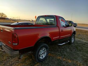 Ford F-150 Lariat 4x4, clean title and Missouri inspection for Sale in Webb City, MO