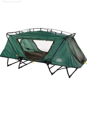 Kamp Rite Oversize Tent Cot 4 In One Off The Ground Camping System for Sale in Miami, FL