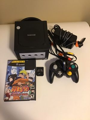Nintendo GameCube system with game for Sale in Sycamore, IL