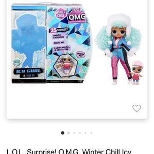 Lol Surprise Omg Icy Gurl for Sale in Rialto, CA