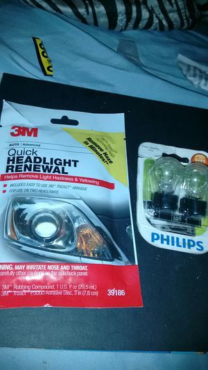 Quick headlight renewal for Sale in Columbus, OH