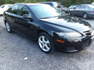 2007 Mazda6 Hatchback 180k 5speed MANUAL STICK SHIFT Very Reliable for Sale in Bowie, MD