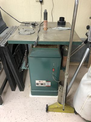 Grizzly vertical spindle sander for Sale in Oshkosh, WI