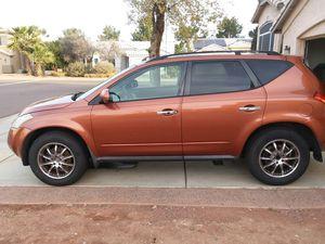 2003 Nissan Murano SL for Sale in Peoria, AZ