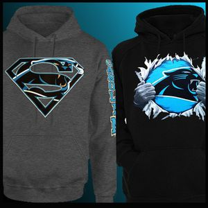 S TO XXXL PANTHERS HOODIES & PULLOVERS for Sale in Virginia Beach, VA