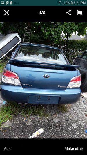 2007 Subaru impreza for Sale in Wheaton, MD