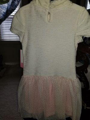 Nwt Girls Princess Hello Kitty Tutu dress Size 4 for Sale in Flint, MI