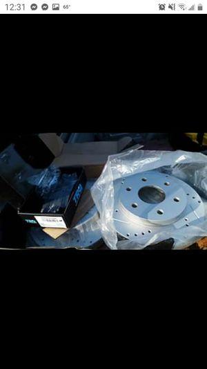 Performance brake kit. for Sale in LAC DU FLAMBU, WI