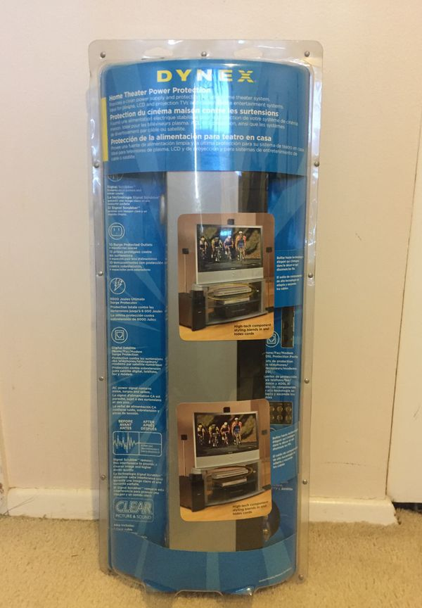 Dynex Home Theater Power Protection