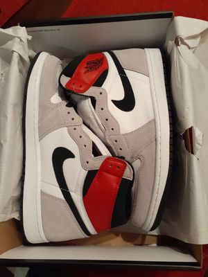 Jordan 1 Retro High Light Smoke Grey - Size 10.5 for Sale in Dublin, CA
