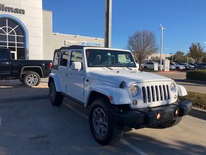 2014 Jeep Wrangler for Sale in Houston, TX