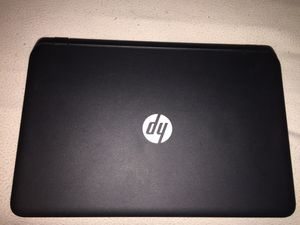 Hp notebook win 10 15.6 diagonal hd display, 500 gb-4gb system memory (touchscreen) for Sale in Park Ridge, IL