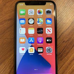 iPhone X 256GB UNLOCKED for Sale in Philadelphia, PA