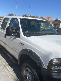 2007 Ford F-250 Super Duty Crew Cab for Sale in Las Vegas,  NV