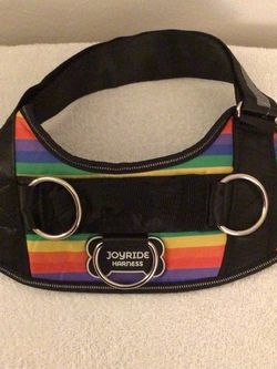 Harness Joyride Rainbow Large Dog New Without Tags for Sale in San Jose,  CA