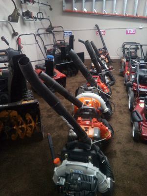 Blower all kinds Stihl Echo 150$ lawnmower Craftsman all kinds 100up for Sale in Ansonia, CT