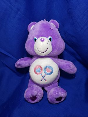 "NWOT Share bear care bear 9"" for Sale in Zanesville, OH"