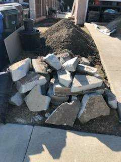 Free dirt and cement for Sale in Hacienda Heights, CA