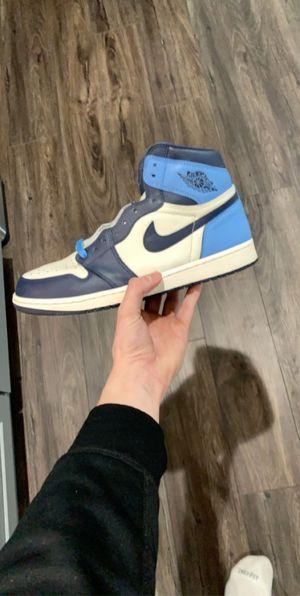 Nike Jordan 1 UNC for Sale in Seven Hills, OH