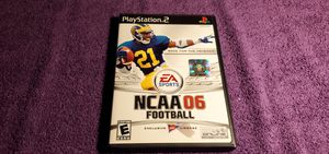 NCAA FOOTBALL PS2 GAME COMPLETE for Sale in Missouri City, TX