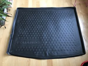 VW Touareg trunk liner carpet rubber cover for Sale in Arlington Heights, IL