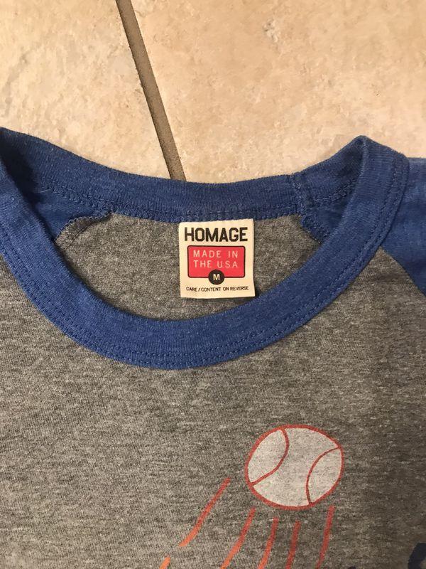 Men's Dodger Shirt