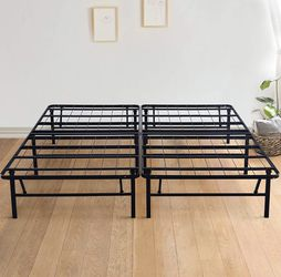 "New 14"" Foldable Metal Bed Frame for Sale in Los Angeles,  CA"