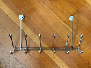 Over the Door Clothing/Coat Rack for Sale in Los Angeles, CA