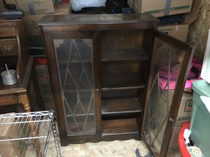 Antique display shelves for Sale in Edgewood, WA