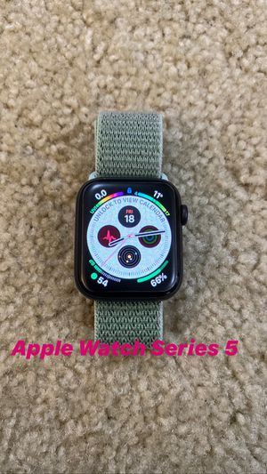 Apple Watch Series 5 Cellular 44mm for Sale in Indianapolis, IN