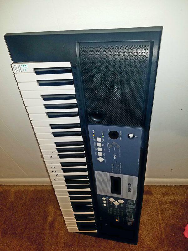 The Yamaha YPT230