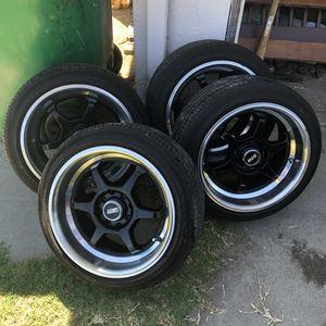 STR 15x8 wheels for Sale in Selma, CA