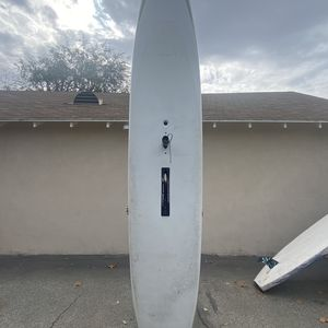 Wind Surfboard With All Accessories for Sale in Whittier, CA