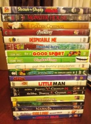 Kids movies for Sale in Laurel, DE