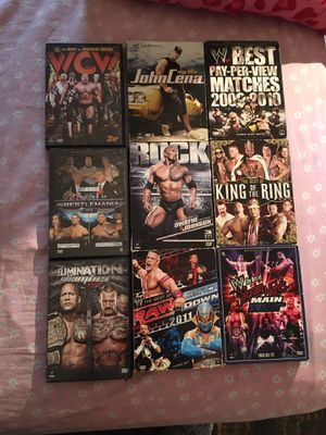 Wwe & WCW for Sale in Detroit, MI