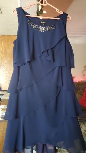 Woman Blue Dress for Sale in Fontana, CA
