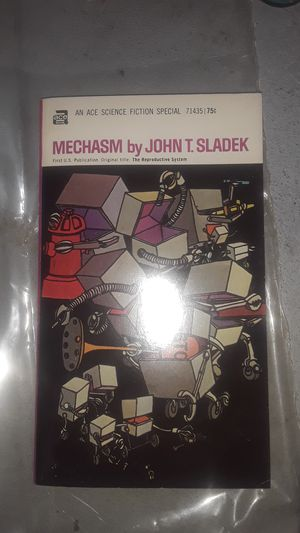 Mechasm by John T. Sladek - 1968 for Sale in Hummelstown, PA